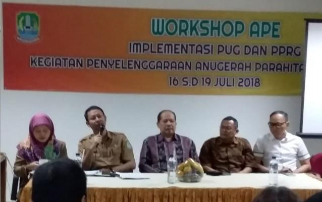Workshop Anugerah Parahita Ekapraya (ape)