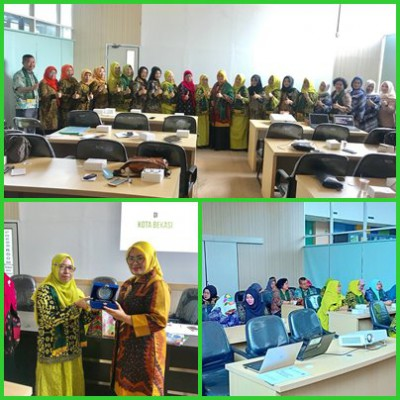 Ibu Wali Kota Bekasi Menerima Kunjungan Kerja TP.PKK Asahan Sumatera Utara