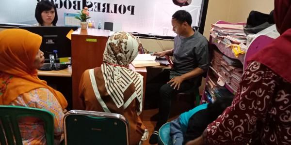 Pendampingan Kasus Permasalahan Anak Bersama Kpad Kota Bekasi Di Polres Bogor