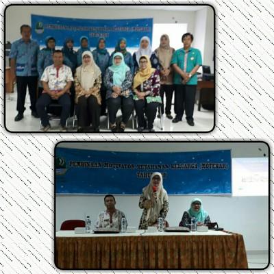 Pembinaan Kader Motekar Kota Bekasi