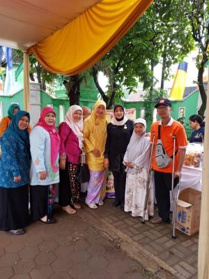 Recheking 5 Lomba TP. PKK Kota Bekasi
