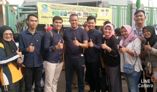 Giat Foraksi Bersama Bapk Wakil Wali Kota Bekasi