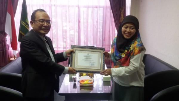 Sinergitas DP3A Dengan Universitas Islam 45