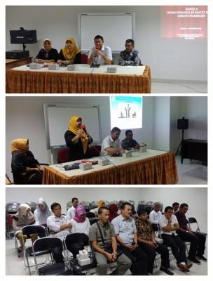 Kunjungan Kerja Dari Komisi A DPRD Kab. Biereun Prov. Aceh