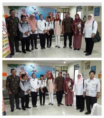 Kunjungan Kerja Dprd  Kab. Tanjung Jabung Barat Jambi