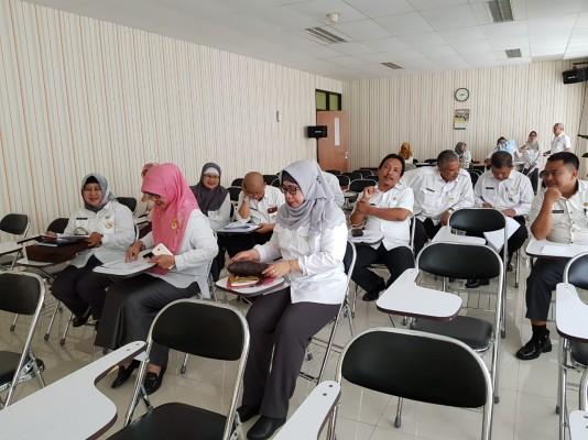 Rapat Pembahasan Laporan Pertanggungjawaban Dana Hibah