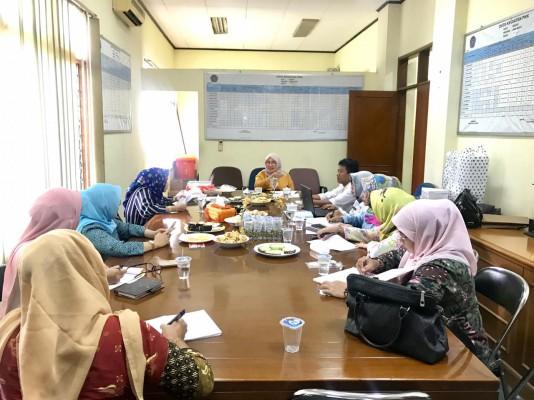 Rapat Pembahasan Hasil Rakon PKK Tk. Provinsi Jawa Barat