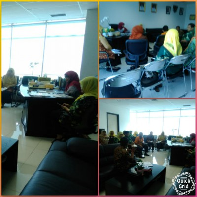 Rapat Pembahasan Barang Milik Daerah (BMD) Pada DP3A