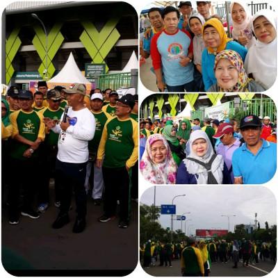 Hari Amal Bakti Kementerian Agama RI Ke 72 Tk. Kota Bekasi
