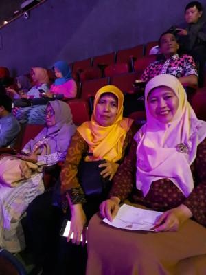 Lounching Sekolah Perempuan Capai Impian Dan Cita Cita (sekoper Cinta) Di Bandung