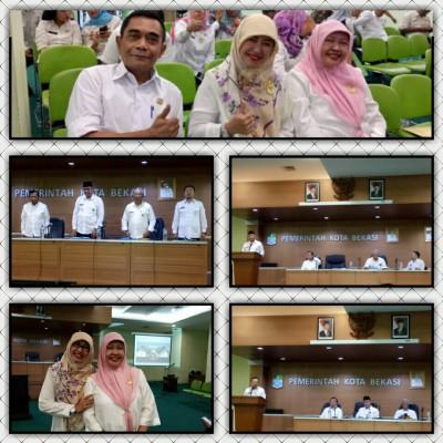 Konsultasi Publik Rancangan Awal RPJMD Kota Bekasi