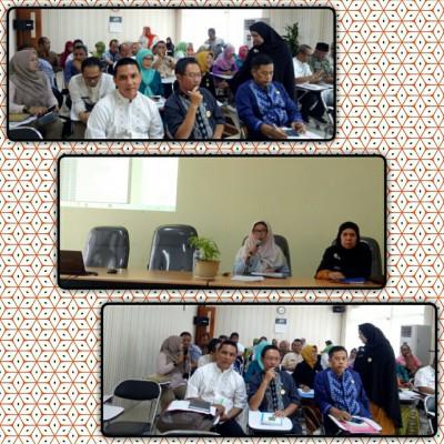 Menghadiri Rapat LPPD