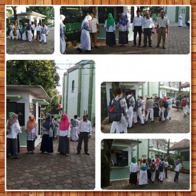 Kegiatan Ngabaso SMPN 32 Kota Bekasi