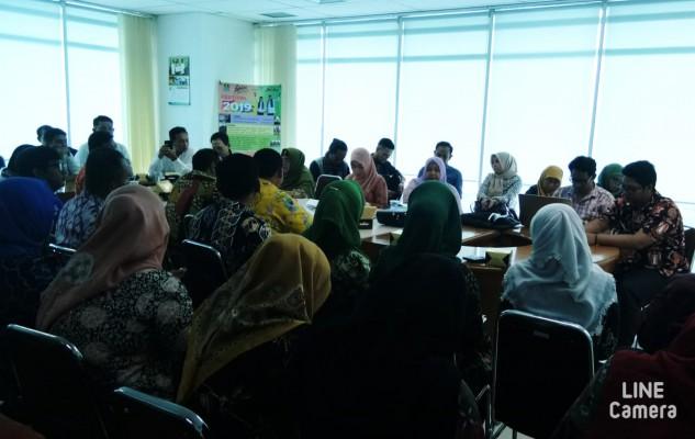 Rapat Persiapan Semarak Budaya Dalam Rangka HUT Kota Bekasi Ke-22