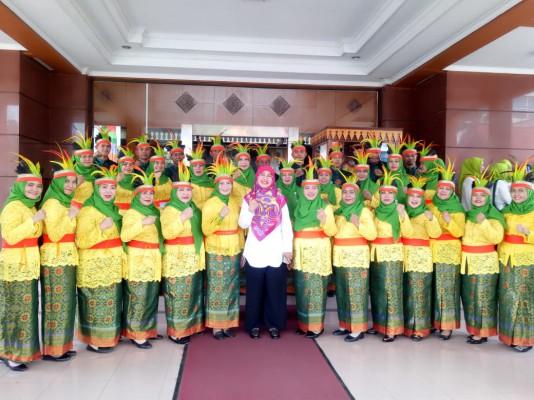 Team Paduan Suara DP3A Kota Bekasi