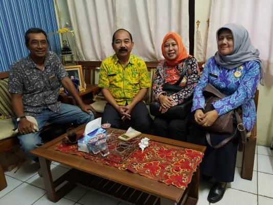 Sinergitas Dengan Camat Bekasi Utara Terkait Kegiatan Verifikasi Awal P2wkss Provinsi Jawa Barat