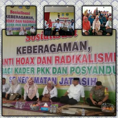 Sosialisasi Keberagaman Anti Hoax Dan Radikalisme
