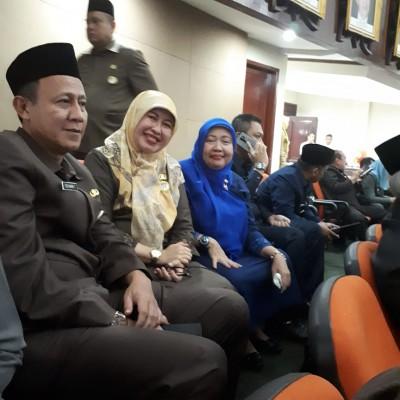 Rapat Paripurna Di DPRD Kota Bekasi