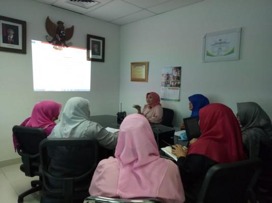 Pembahasan Draft Telaahan Staf Pembentukan UPTD PPA