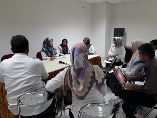 Monitoring Dan Evaluasi Pengarusutamaan Gender Dr DP3AKB Prov. Jawa Barat