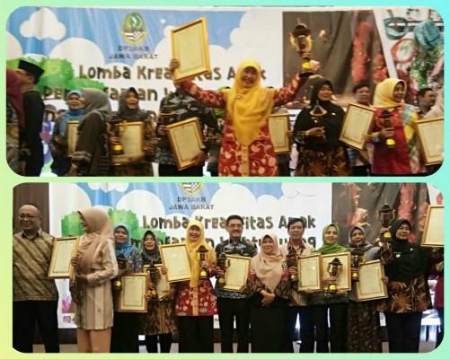 Penghargaan Kota Layak Anak Tk. Prov Jawa Barat Tahun 2019