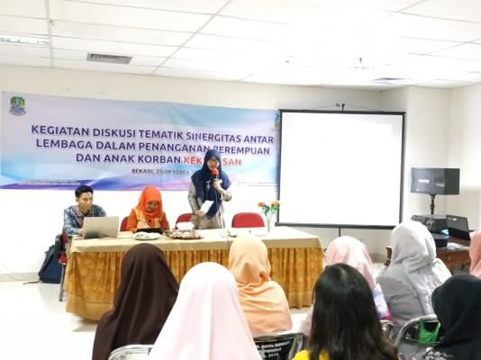 Diskusi Tematik Sinergitas Antar Lembaga