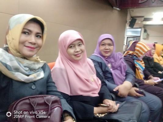 DPPPA Menghadiri Rapat Paripurna