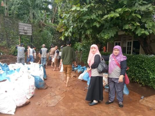 Giat K3 Dalam Penanganan Pasca Banjir
