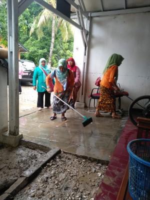 Giat K3 Membantu Korban Pasca Banjir