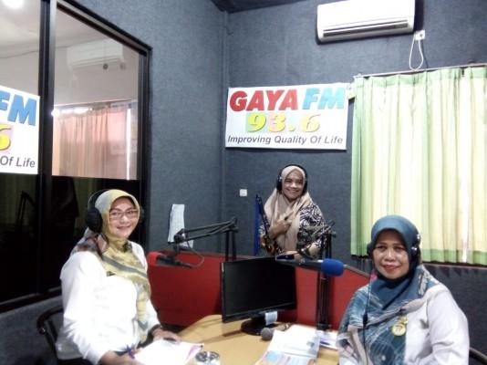 Talk Show Perlindungan Anak Di Radio Gaya