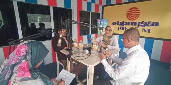 Talk Show Perlindungan Anak Di Radio Elgangga