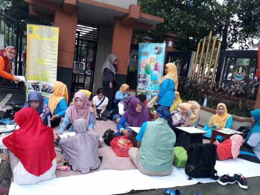 Pelayanan Konsultasi Keluarga Dalam Rangka HUT Kota Bekasi Ke 23