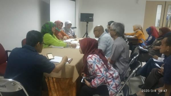 Rapat Persiapan Family Day TK Mini Pak Kasur
