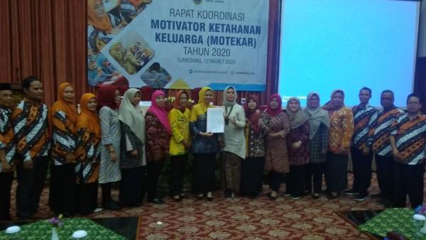 Pembinaan MOTEKAR Tk. Prov. Jawa Barat